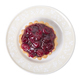 Tartlet with cherry and fruit jelly. - PhotoDune Item for Sale