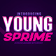 Young Sprime - GraphicRiver Item for Sale