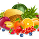 Fruits and Berries - GraphicRiver Item for Sale