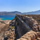 The ruins of ancient Venetian fortress. Crete, Greece - PhotoDune Item for Sale