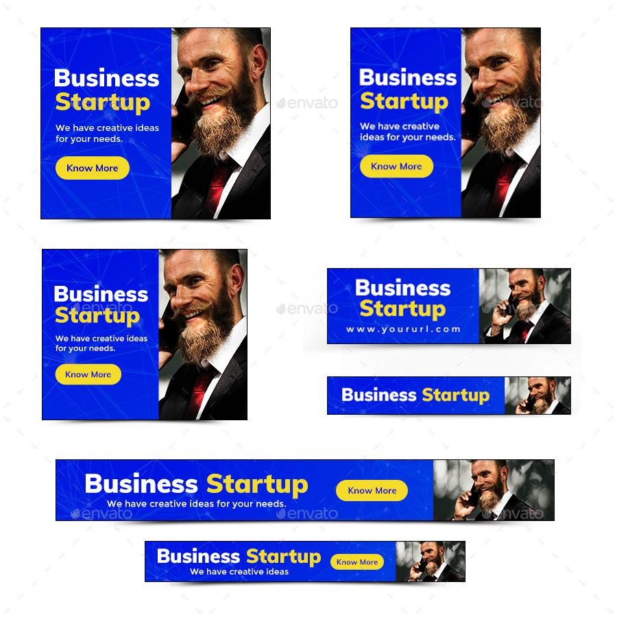 Business Banner Set