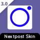 ProSkin - NextPost Instagram Media Planner Skin