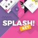 Splash Fashion Keynote Presentation Template