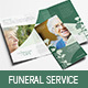 Funeral Service Trifold Brochure Template - GraphicRiver Item for Sale