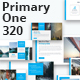 Primary One Keynote Presentation Template - GraphicRiver Item for Sale