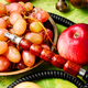 Hookah with autumn grapes - PhotoDune Item for Sale