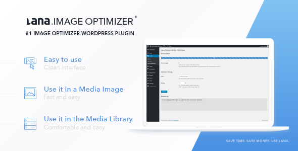 Lana Image Optimizer for WordPress            Nulled