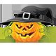 Scary Halloween Logo
