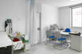 Hospital doctor consulting room. Healthcare equipment. Medical treatment equipment. Office - PhotoDune Item for Sale