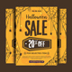 Halloween Sale Flyer - GraphicRiver Item for Sale