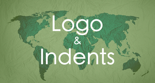 Logo & Indent