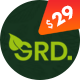 GRD - Gardening, Lawn & Landscaping WordPress Theme