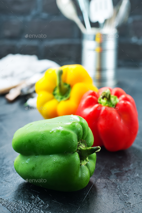 pepper - Stock Photo - Images