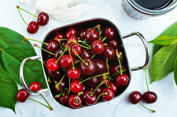 cherry - Stock Photo - Images