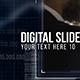 Digital Company Slideshow - VideoHive Item for Sale