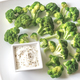 Cooked broccoli with greek yogurt - PhotoDune Item for Sale