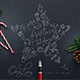 Christmas Holidays One Line - GraphicRiver Item for Sale