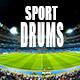 Drums & Claps Sport Intro Logo