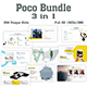 Poco Bundle 3 in 1 Keynote Template - GraphicRiver Item for Sale