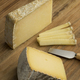 French Tomme de Montagne and Cantal cheese - PhotoDune Item for Sale
