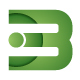 B Letter Bioactive Logo - GraphicRiver Item for Sale