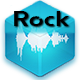 Stylish Rock Logo