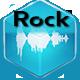 Stylish Rock Logo