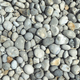 All rounded tiny pebbles from beach a natural summer background smooth polished pebble stones - PhotoDune Item for Sale