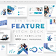 Feature Pitch Deck 3 in 1 Bundle Powerpoint Template - GraphicRiver Item for Sale