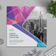 Abstract Square Bi-fold Brochure - GraphicRiver Item for Sale
