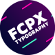 Typography PRO | FCPX or Apple Motion - VideoHive Item for Sale