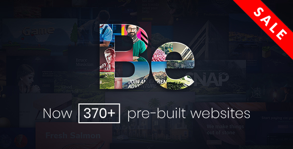 BeTheme - HTML Responsive Multi-Purpose Template - Business Corporate