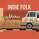 Upbeat Happy Acoustic Indie Folk