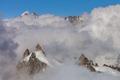 Mont Blanc massif, France - PhotoDune Item for Sale