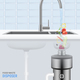 Sink With Food Waste Disposer - GraphicRiver Item for Sale
