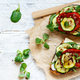Sandwich with grilled vegetables - PhotoDune Item for Sale