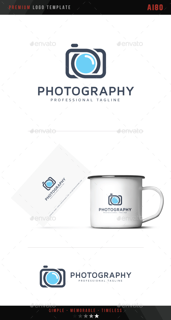 Photography Logo - Symbols Logo Templates
