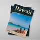 Hawaii Travel Magazine - GraphicRiver Item for Sale