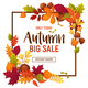 Autumn Sale Poster - GraphicRiver Item for Sale