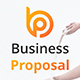 Business Proposal Google Slide Template - GraphicRiver Item for Sale