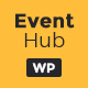 Event Hub- Event, Conference WordPress Theme - ThemeForest Item for Sale