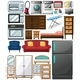 Different Types of Home Appliances - GraphicRiver Item for Sale