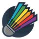 Badminton Logo - GraphicRiver Item for Sale