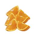 Slices of Orange Isolated on White Background - PhotoDune Item for Sale