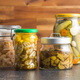 Pickled vegetable in jar. - PhotoDune Item for Sale