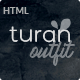 Turan - Multipurpose HTML Template - ThemeForest Item for Sale