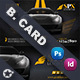 Rent A Car Business Card Templates - GraphicRiver Item for Sale
