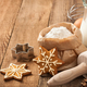 Christmas gingerbread cookies baking for holiday - PhotoDune Item for Sale