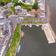 An Aerial View of Kinvara Harbour - PhotoDune Item for Sale