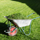 Electric lawn mower on - PhotoDune Item for Sale